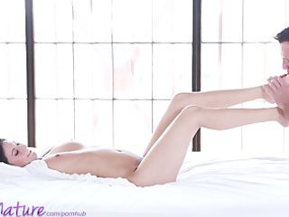puremature fresh woman takes cum