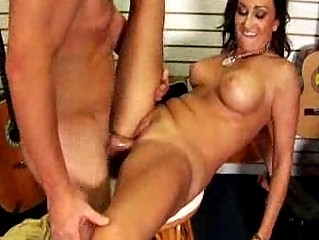 large titty mature babe whore gangbangs the