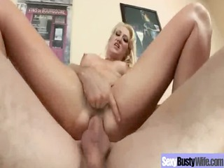 hardcore drilling a big boobs milf clip01