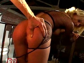 lady whore has some doggy fashion drilling