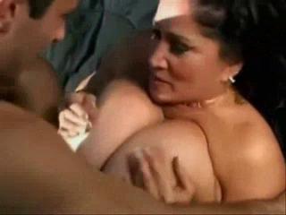 danish woman bang by english stepson