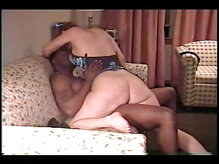 woman likes the taste 2 (cuckold)
