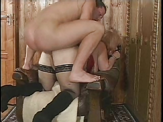 elderly wobbles when drilled