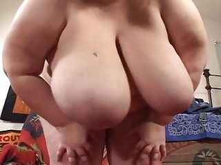 large boobed momma
