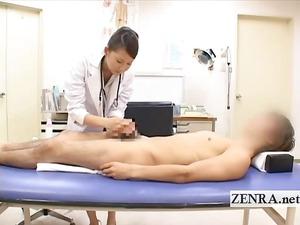 cfnm japanese lady nurse bathes patients uneasy
