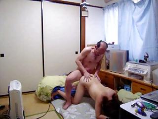 japanese woman doggy fack
