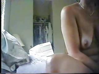mummy masturbates. awesome quality hidden cam
