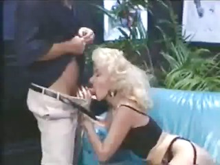 vintage german fuck with blonde mature babe