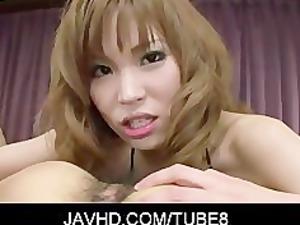 japanese baby ai sakura taking her bossom screwed