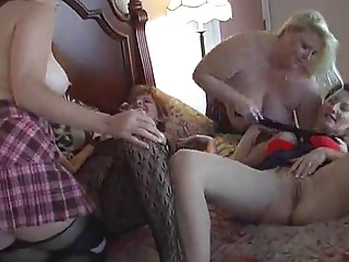 older  group sex