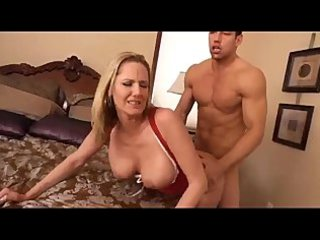 mommy squeezing on sons lover