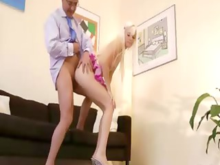granny male drills her amateur pussy with his