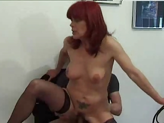 for experts just 7..redhead older  like ass