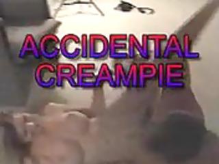 creampie surprise in grownup woman