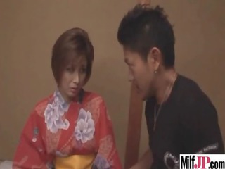 sweet lady japanese moms get tough fucked clip-15