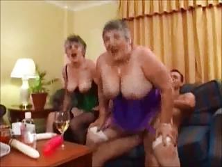 two wonderful  european grannies 1 wear-tweed