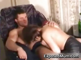 mother deep throats a fresher stud part2
