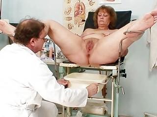 bushy plump woman obtains harrassed by
