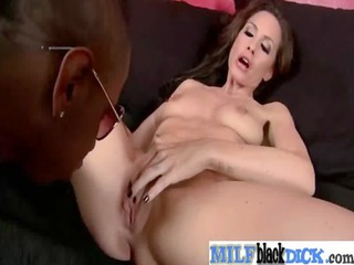wonderful milf own banged difficult by black cock