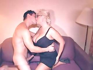 slutty mature blond cheating her husband