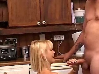 bleached mature babe did ain have enough dollar