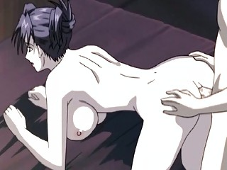 anime lady sweetie acquires a dick into her dolf