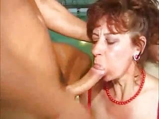 elderly dick sucking cumpilation