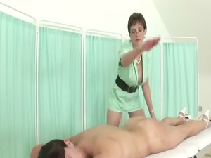 large breast slut slaps some bottom uneasy on