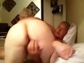 heavy granny albino inexperienced elderly spreads