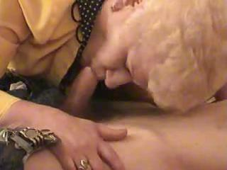 elderly albino old satisfies a man