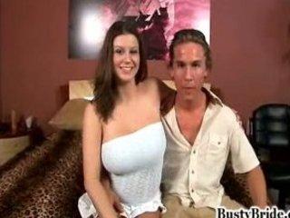 enjoy fuck my wife-sara stone horny bride