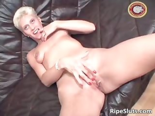 slutty blonde mum with nice tits acquires part6