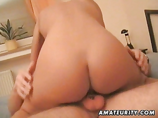 inexperienced woman licks and gangbangs a banged