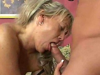 ball tasting mommy wishes his meat deep into her