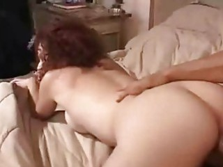 ginger wife own jizzed on