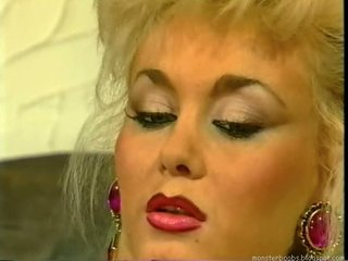 dolly buster - german woman banged by two fuckers