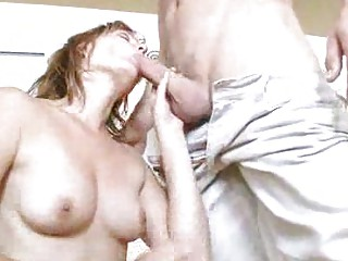 older  babe obtains fucked uneasy  by fresh stud