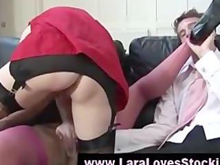 european sluts showing off stockings