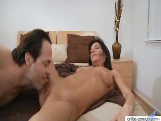 tough giant breast lady craves hot load