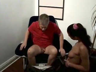 maiden bonks mature boy-friend