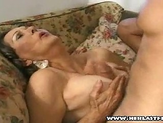 tough cougar old fuck