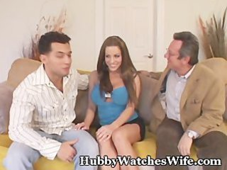 extremely impressive lady gets desperate for hubby
