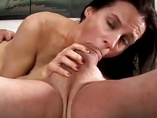 gorgeous grownup feet copulate and cock sucking
