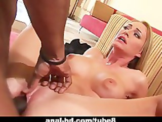 stunning blond aline mixed sex