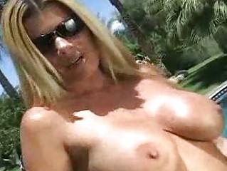 super woman own some openair ebony penis