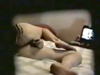 my lady devices herself to sex on tv