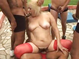 older  elderly pale viva bang public porn