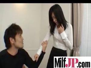 beautiful hot japanese ladies own banged vid-27