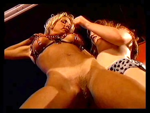 hot bdsm lesbos tease horsey and spanks ass