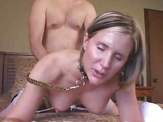 lady copulates her master